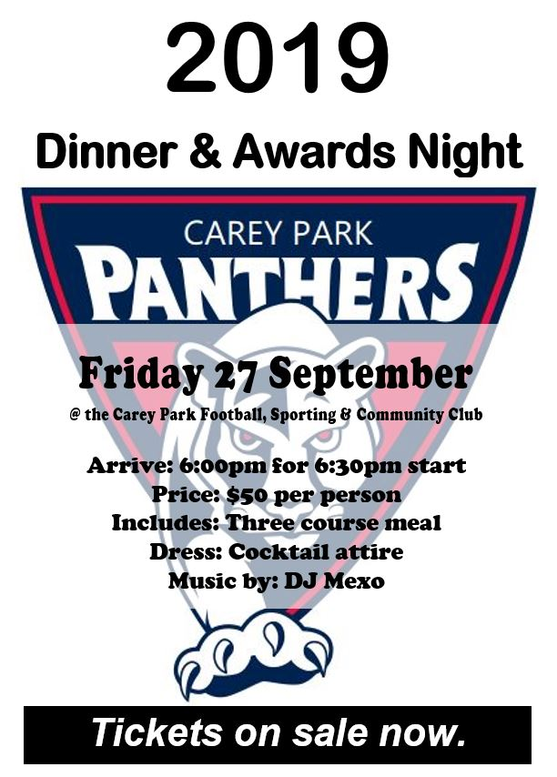 Carey Park Football Sporting & Community Club Inc  | Carey